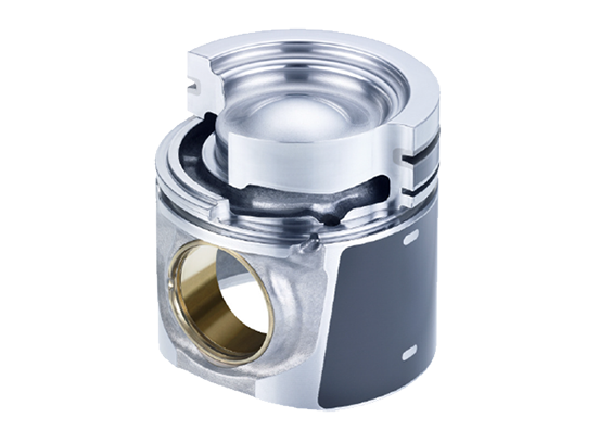 Cooling Gallery Piston